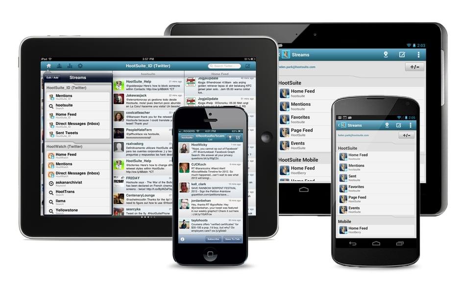 HootSuite event apps