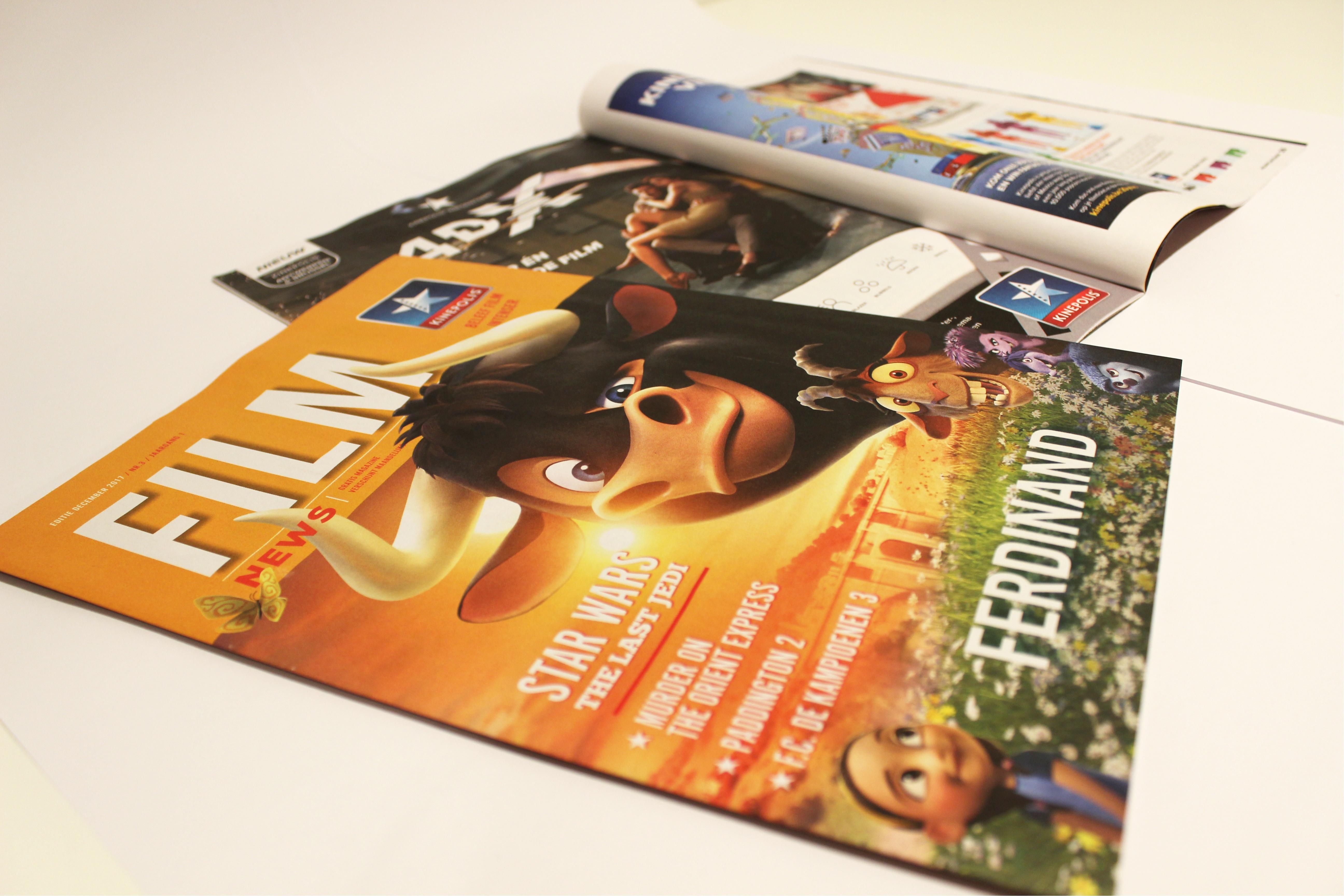 Magazine du Cinéma Kinepolis