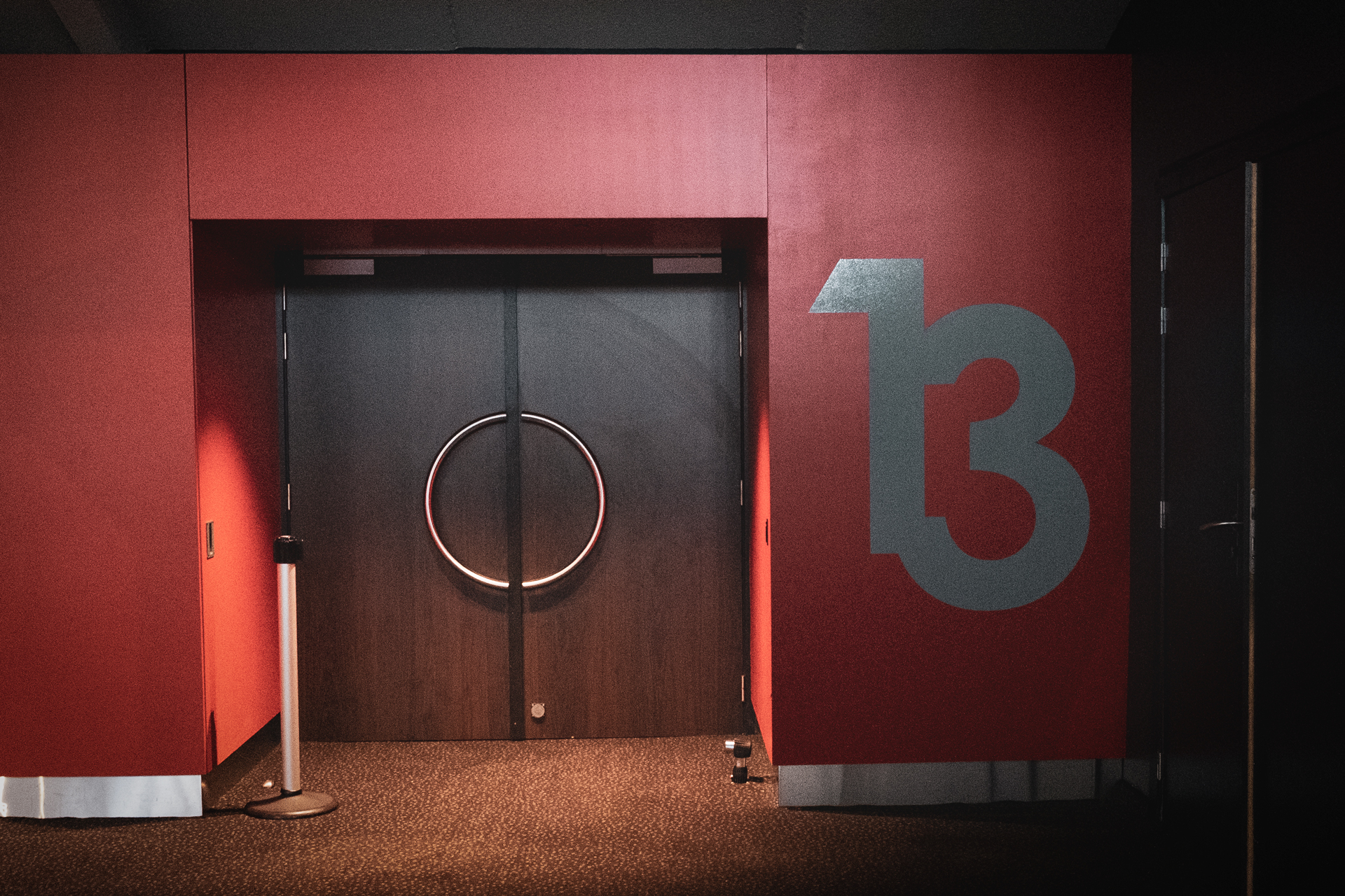 Zaal 13 in Kinepolis Antwerpen