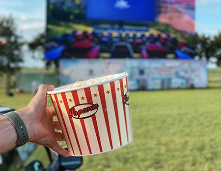 Kinepolis On Tour - Popcorn